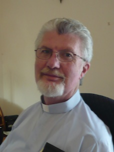 QCT General Secretary, The Revd Canon Richard Tutin